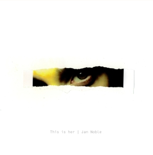 """This is her - A 7"""" single poem pamphlet, 2011"""