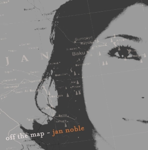 """Off The Map - A 7"""" single poem pamphlet, 2011"""