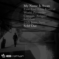 My Name Is Swan - SOLD OUT