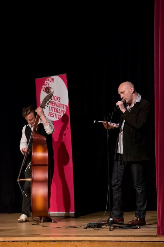 The Stoke Newington Lit Fest (with Nick Marsh)