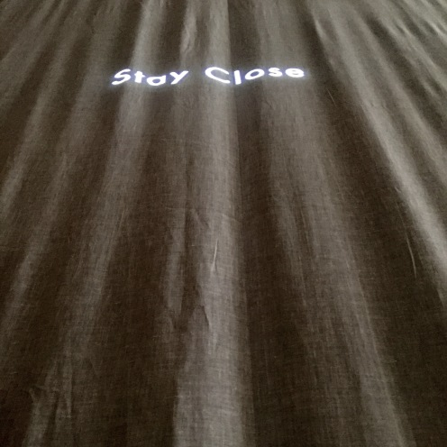 Stay Close - at the Andaz Hotel, London, 2015