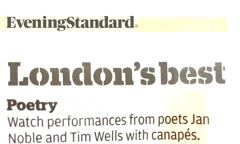Evening Standard: London's Best