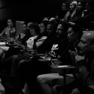 Audience at the East End Film Festival