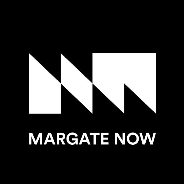 Margate Now badge bw